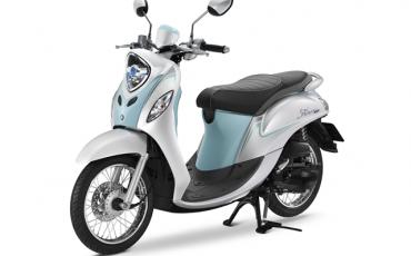 Yamaha Fino 125 Standard MY18 ยามาฮ่า ฟีโน่ ปี 2018