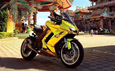 Kawasaki z1000sx (Ninja1000)